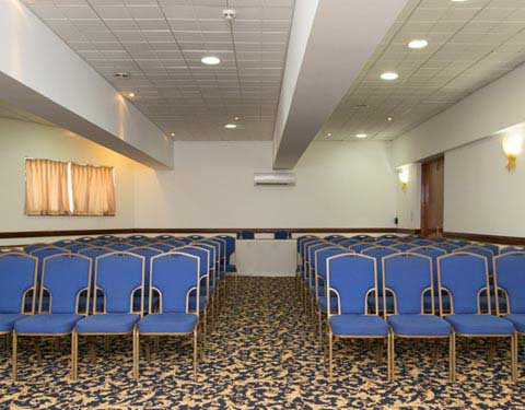 Kwafie conference room